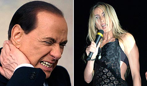"Franzosen feiern ""I love Silvio""-Party"