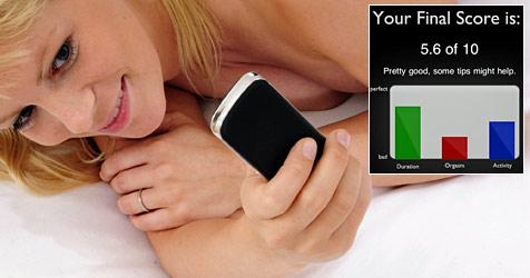 iPhone-App ermittelt Sex-Qualitäten des Nutzers (Bild: © [2009] JupiterImages Corporation)