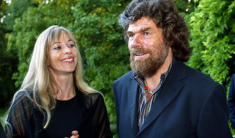 Reinhold Messner hat geheiratet (Bild: dpa/Ursula Düren)