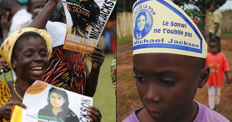 """Trauerfeier für """"Prinz"""" Michael in Cote d""""Ivoire"""