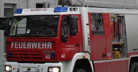 Wohnung geriet bei Sanierungsarbeiten in Brand (Bild: Andi Schiel)