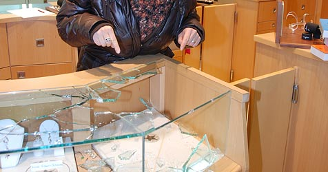 Juwelenbande nach fünf Coups gefasst (Bild: christian schulter)