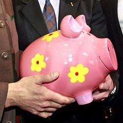Rot und Grün haben das Budget für 2010 beschlossen (Bild: APA/Gert Eggenberger)