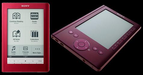 Sony greift Amazon mit neuen E-Book-Readern an (Bild: Sony)