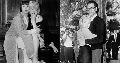 Curtis enthüllt: Monroe verlor sein Kind