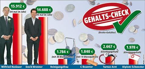"""""""Das Sparpaket ist unsozial und abgehoben"""" (Bild: Krone Grafik)"""
