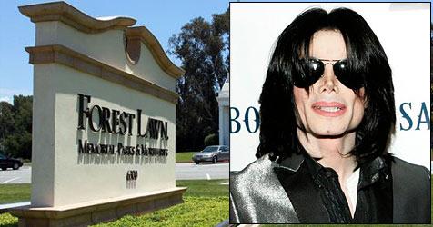 Jackson-Begräbnis kostete über eine Million Dollar
