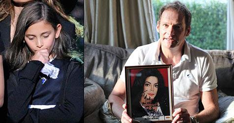 Pate sieht sich als Vater von Jacksons Tochter