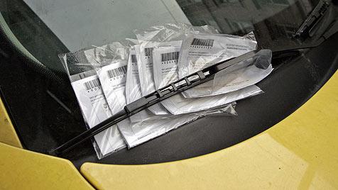 Störung bei Handy-Parken in Wien - Strafe wird erlassen (Bild: Reinhard Holl)