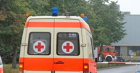 Vier Menschen bei Amstetten zum Teil schwer verletzt (Bild: dpa/A9999 Ronald Rinklef)