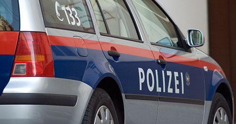 Alkolenkerin knallt auf Staatsbrücke gegen Polizeiauto (Bild: Andreas Graf)