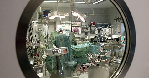 Auch Linzer sind für Herzchirurgie in Wels (Bild: Christof Birbaumer)
