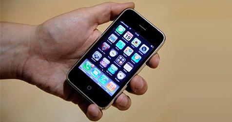 Apple inzwischen drittgrößter Handyhersteller