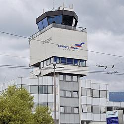 Salzburger Airport bekommt die Krise stark zu spüren (Bild: Wolfgang Weber)