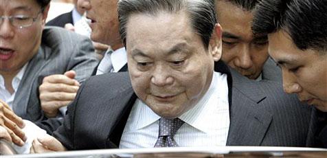 Lee Kun Hee kehrt in Samsung-Management zurück