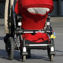 Kein Interesse an Bremssystem für Kinderwagen (Bild: APA/Herbert Pfarrhofer)