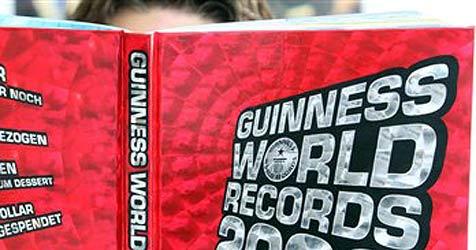 Zwei Weltrekorde in der Steiermark aufgestellt (Bild: AP)