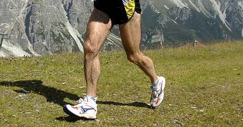 Verirrter Bergläufer nach acht Stunden geborgen (Bild: Christof Birbaumer)