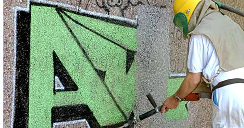 "Was brachte die ""SOKO Graffiti?"" (Bild: dpa/dpaweb/dpa/Frank May)"