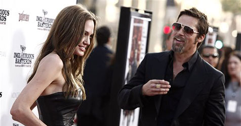 Jolie und Pitt nehmen Medienberichte gelassen