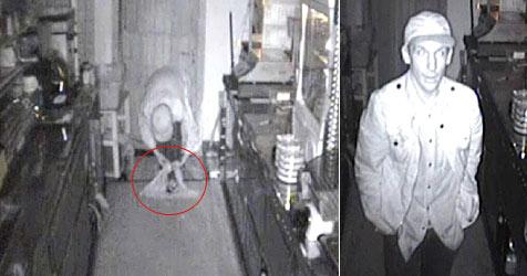 Täter bricht gleich zweimal in Imbiss-Stand ein (Bild: Privat)