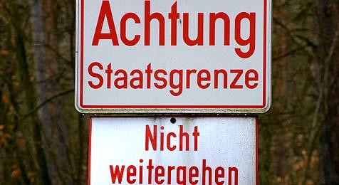 FP fordert Sicherheitspaket mit Grenzkontrollen (Bild: ap)