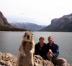 Foto von Eichhörnchen wird zum Internet-Hit (Bild: AFP)