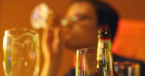 Vier Burschen trinken sich ins Koma (Bild: dpa/A3634 Friso Gentsch)