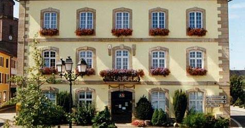 Britin hielt französisches Rathaus für Hotel (Bild: www.dannemarie.fr)