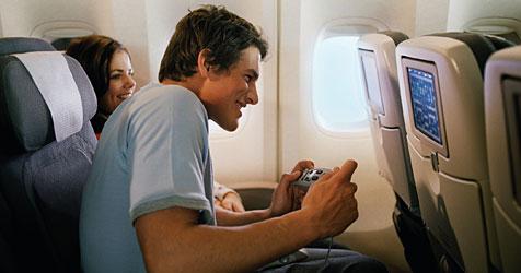 """Fluglinie bietet """"Kuppelflug"""" für einsame Herzen an (Bild: Air New Zealand)"""