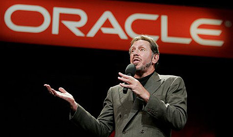 Oracle-Chef übt scharfe Kritik an HP-Direktorium (Bild: AP)