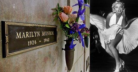 Niemand will über Marilyn Monroe die letzte Ruhe finden