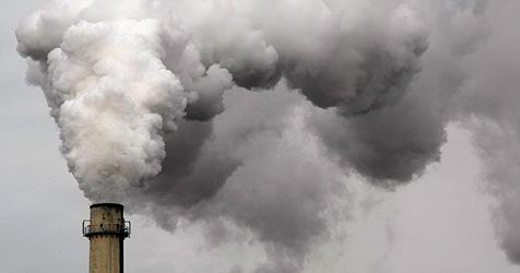 EVN will mit CO2 aus Kohlekraftwerk Geld verdienen (Bild: AP / Joerg Sabach)