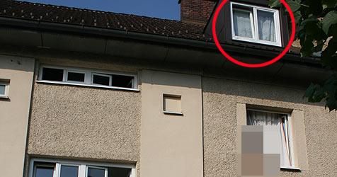 Frau nach Beziehungsstreit aus Fenster gestürzt (Bild: Christoph Gantner)