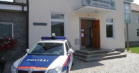 Einbrecher verwüsten Chemieraum einer Schule (Bild: Josef Märzinger)