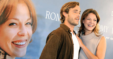 "Jessica Schwarz hat beim ""Romy-Dreh"" gelitten (Bild: dpa/A3833 Bodo Marks)"