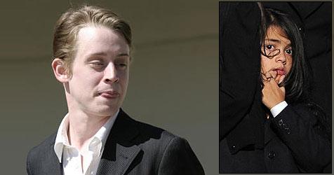 Macaulay Culkin soll Blankets Vater sein