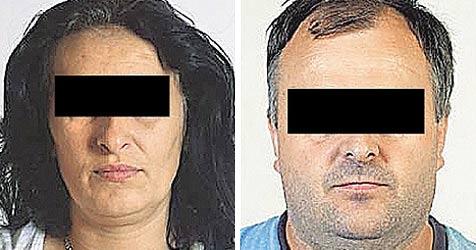 """Linzer Drogenschmuggler in Belgrad verhaftet (Bild: """"Krone"""")"""