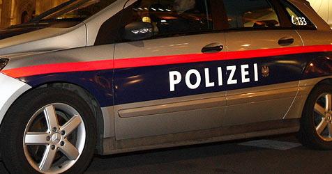 Raubüberfall auf Wettlokal in der Stadt Salzburg (Bild: APA/Herbert P. Oczeret)