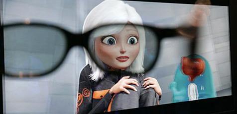 Blu-ray-Discs künftig mit 3D-Funktion
