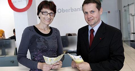 """Bankkassiere verhindern """"Neffen""""-Betrug (Bild: Markus Tschepp)"""