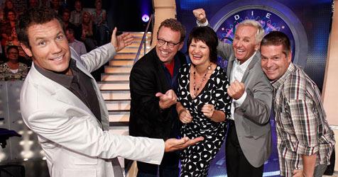 Bist du schlauer als die Comedians? (Bild: ORF/Milenko Badzic)