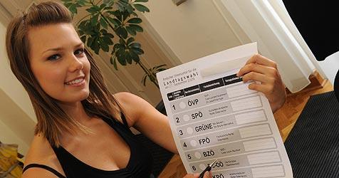 50 Prozent interessieren sich nicht für die Wahlen (Bild: Chris Koller)