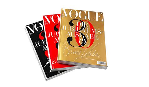 """Die deutsche """"Vogue"""" wird 30 (Bild: Vogue)"""