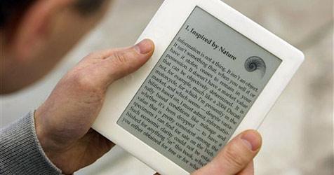 E-Books für jeden Vierten eine echte Alternative