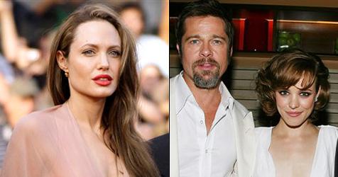 Eiszeit zwischen Pitt und Jolie