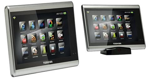 """Toshiba stellt den """"JournE Touch"""" vor"""