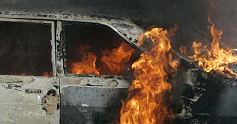 Feuerteufel nach Pkw-Brandserie geschnappt (Bild: ap)
