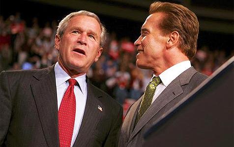 George W. Bush ist der größte Sprach-Verhunzer