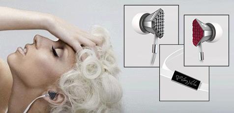 Lady Gaga präsentiert eigene Kopfhörer-Serie